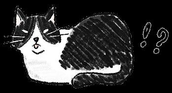 猫のイラスト(2)