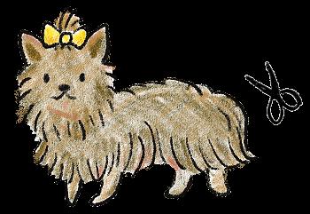 犬のイラスト(4)